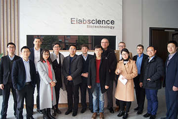 European Customers Visit Elabscience