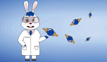 Elabscience mascot